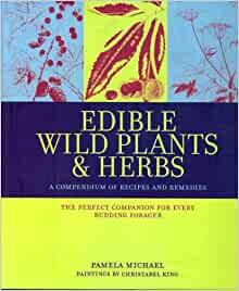 Book: Edible Wild Plants & Herbss - Pamela Michael