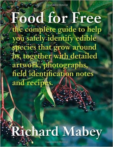 Book: Food for free - Richard Mabey