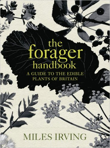 Book: The Forager Handbook - Miles Irving