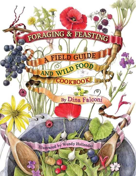 Book: Foraging Feasting - Dina Falconi