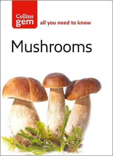 Book: Collins Gem Mushrooms