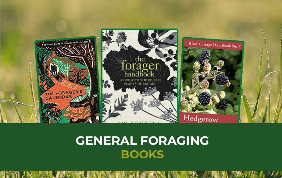 Resources: General foraging books