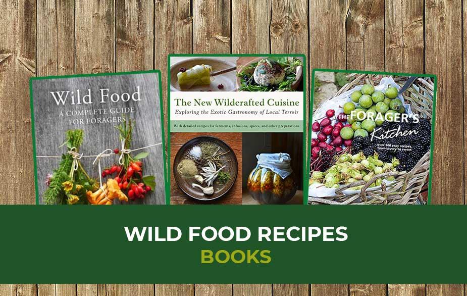 Resources: Wild food cookbooks